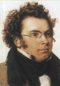 Franz Schubert. classical music trivia