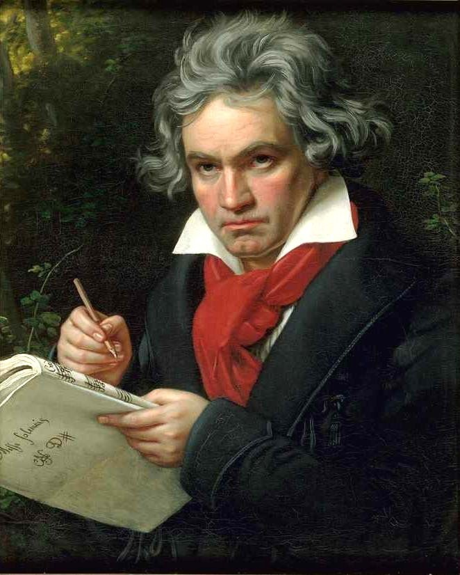 Beethoven-- idea of classical music