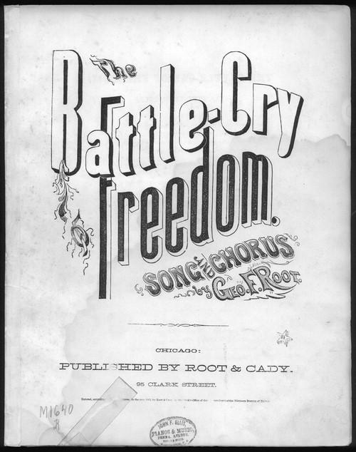George Frederick Root's Civil War Songs
