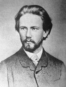 Tchakovsky in 1874. Tchaikovsky fourth symphony
