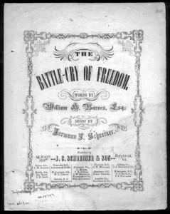 Civil War music