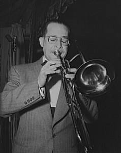 Juan Tizol, Ellington valve trombone