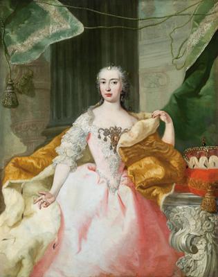 Haydn's empress,  Maria Theresia