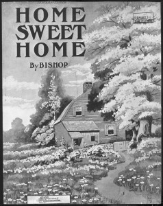 Home, Sweet Home cover