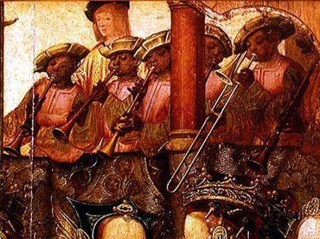 Renaissance trombone