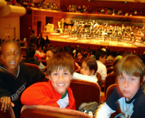 Children at the symphony classical vs pop music