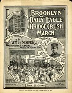 Brooklyn Daily Eagle Bridge Crush March
