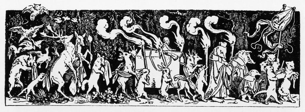 Hunters-Funeral-Procession-March-Des-Jagers-Leichenbegangnis-ein Totenmarsch-inCallotsManier