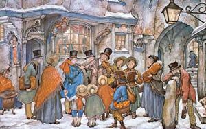 Beloved Christmas Carols: God Rest Ye Merry, Gentlemen