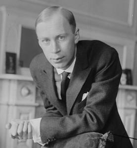 prokofiev portrait
