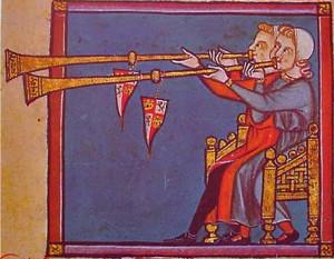 medieval trumpets