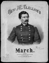Gen. McClellan's grand march:Donizetti
