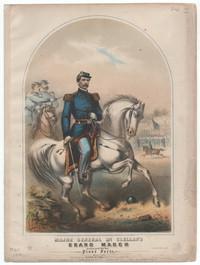 Major General McClellan's grand march