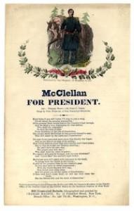 McClellan for President