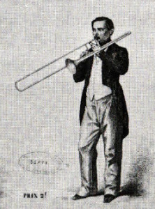 trombonist contest winner