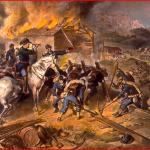 Sherman marching through georgia