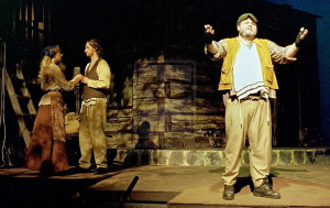Fiddler on the Roof scene