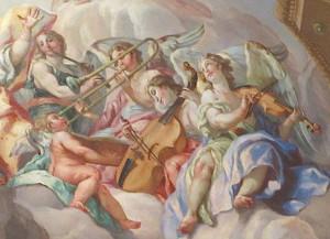 Trombone painting Vienna