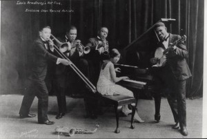 Kid Ory with Armstrong Hot Five