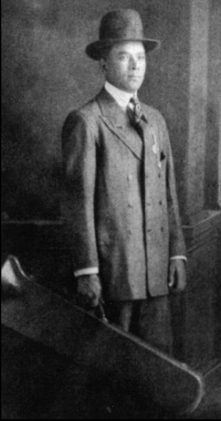 Kid Ory, 1916