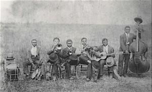 Kid Ory's Woodland Band 1910