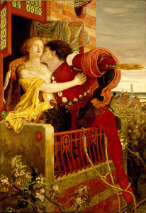 Romeo and Juliet by Brown