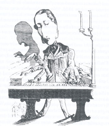 Sigismund Thalberg. classical vs popular music