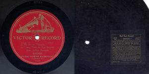 78 rpm record, history of phonograph, recording music industry