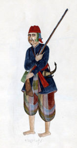Common [Burmese] soldier. The soldier's tale program notes