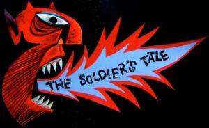 L'histoire du soldat, a soldier's tale. program note