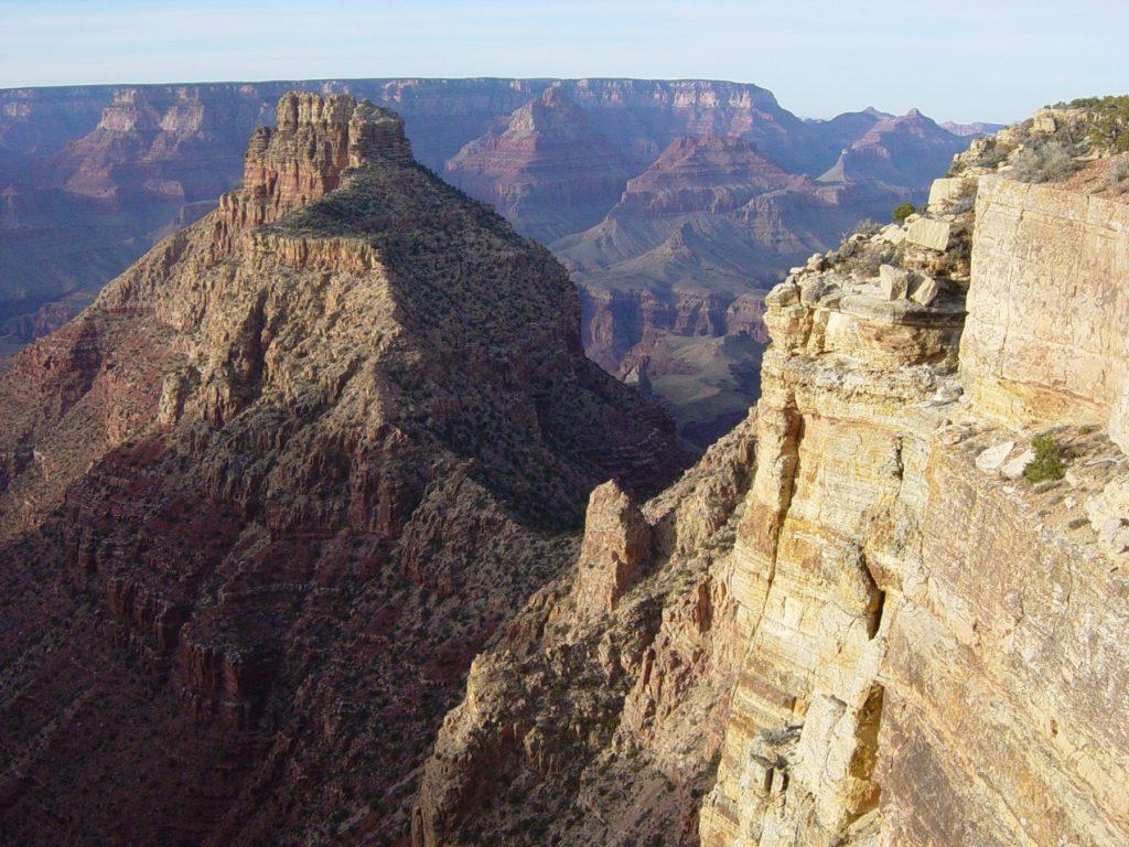 Coronado Butte, Grand Canyon. Suite