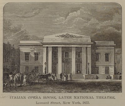 Italian opera house new york musicology for everyone for Italian house music