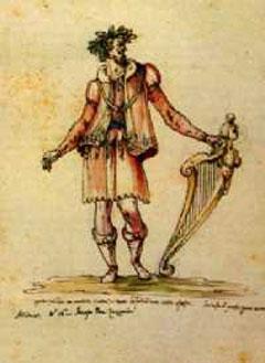 Jacopo Peri. Claudio Monteverdi 450th anniversary
