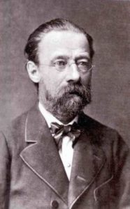 Smetana photo, 1878. smetana vltava moldau program notes