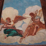Angel musicians. Angels from the realms of glory